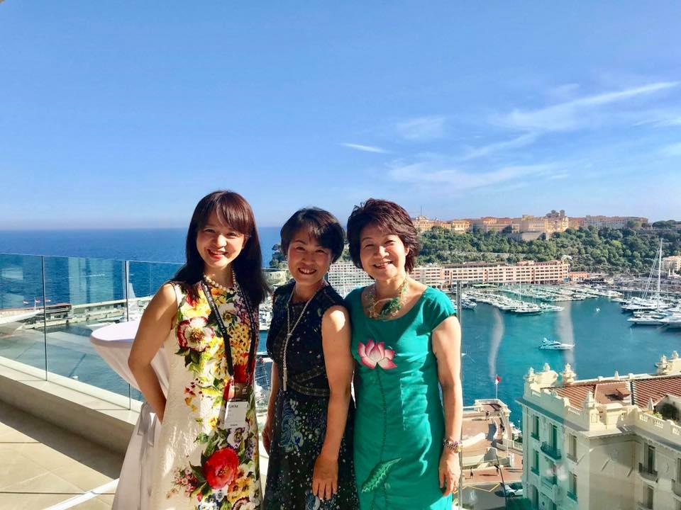 『EY World Entrepreneur Of The Year 2019』モナコ世界大会に参加しました。